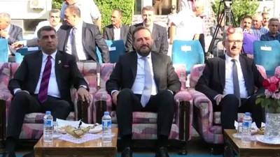 il baskanlari -  Elazığ'da 165 bin ton üretimi beklenen pancarın alım kampanyası başladı
