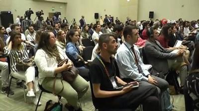 """Zeytinburnu Belediye Başkanı Arısoy: """"50 bin ile 70 bin arasında göçmene ev sahipliği yapıyoruz"""""""