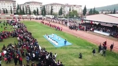 29 Ekim Cumhuriyet Bayramı kutlanıyor - BİLECİK