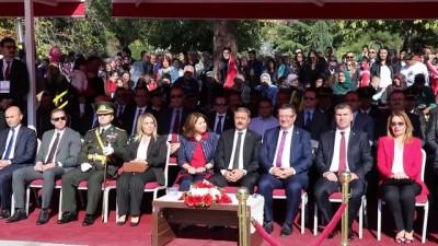 29 Ekim Cumhuriyet Bayramı kutlanıyor - BURDUR