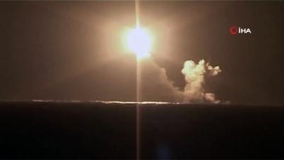 - Rusya Nükleer Denizaltıdan Balistik Füze Fırlattı