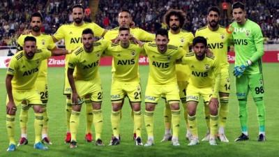 Tarsus İdman Yurdu - Fenerbahçe maçından kareler