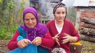 Fındık bahçesinden dizi setine...65 yaşında bir anne ve kızının kıskandıran hikayesi