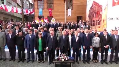 Tekirdağ'da Türk-Macar Kültür Evi açılışı ve galası yapıldı