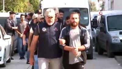 harekat polisi -  Turistik bölgelerde keşif yapan DEAŞ'lı tutuklandı