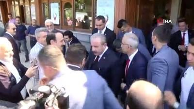 """TBMM Başkanı Şentop: """"Türkiye son sözünü söylemiş bir devlet değildir, aksine daha çok şey söyleyecek bir devlettir"""""""