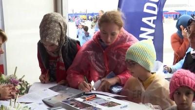 4. Etnospor Kültür Festivali - AA Genel Müdürü Kazancı - İSTANBUL