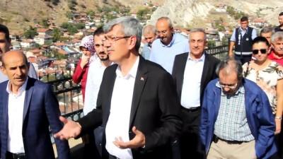 Beypazarı Belediye Başkanı Kaplan, inşaatları inceledi - ANKARA
