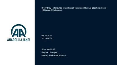 organ nakli - Organ ticareti yapanlara yönelik operasyon - İSTANBUL