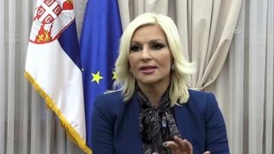 'Saraybosna-Belgrad Otoyolu insanları da birbirine bağlayacak' - BELGRAD