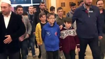 Ali Erbaş'tan ülke genelinde fidan dikme etkinliği