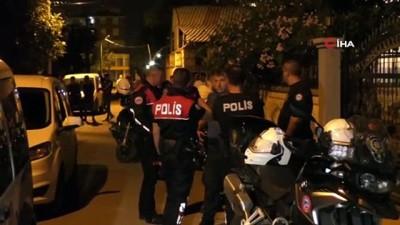 Antalya'da  sokak ortasında cinayet: 1 ölü