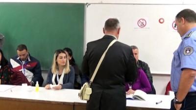 - Kosova'da Halk Sandık Başında