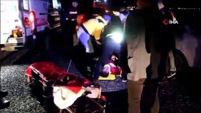 Sinop'ta feci kaza: 2 ölü, 2 yaralı