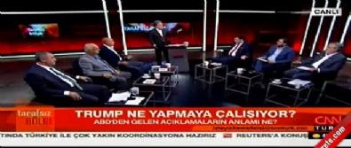 Ahmet Hakan Trump'ın tehdit tweetine güldü