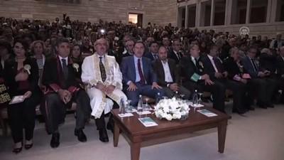 ogretim uyesi - İstanbul Üniversitesi akademik yıl açılışı - İSTANBUL