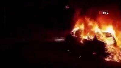 kuafor salonu -  - İsveç'te 28 araba yakıldı