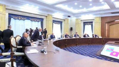 Kırgızistan-Azerbaycan KEK toplantısı 5 yılın ardından ilk kez yapıldı - BİŞKEK