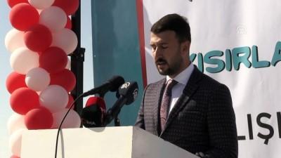 Nevşehir'e 'Hayvan Kasabası'
