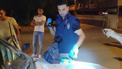 Polislere ateş açan şahıs yaşanan kovalamacanın ardından yakalandı