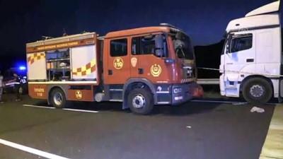 emniyet seridi - Trafik kazası: 3 ölü, 3 yaralı - MARDİN