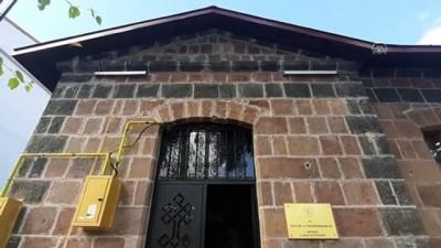 tarihi mekan - Atıl tarihi konak restore edilip kütüphaneye dönüştürüldü - ARDAHAN