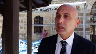 tarihi mekan - İpek Yolu'nun 5 asırlık külliyesine restorasyon - HATAY