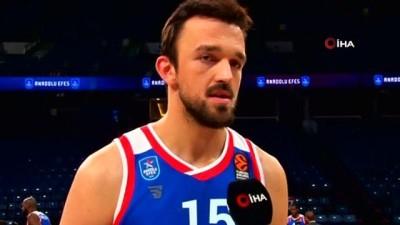 ihlas -  Sertaç Şanlı: 'Euroleague'de yolumuz zor ama başaracağız'