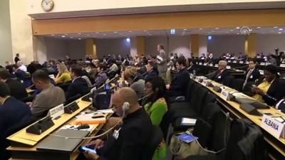 silahli catisma - Türkiye'den uluslararası topluma 'mülteci' çağrısı - CENEVRE