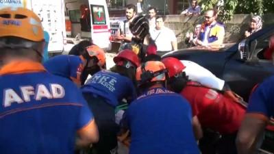 kurtarma tatbikati - AFAD'dan 7,5 büyüklüğünde deprem senaryolu ulusal tatbikat - OSMANİYE
