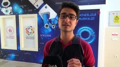 savunma sanayi -  En genç İHA pilotu Barış Pınarı'nda göreve hazır