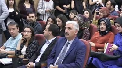 Kamu Başdenetçisi Şeref Malkoç: 'Aklınıza gelen her konuda şikayet geliyor' - MALATYA