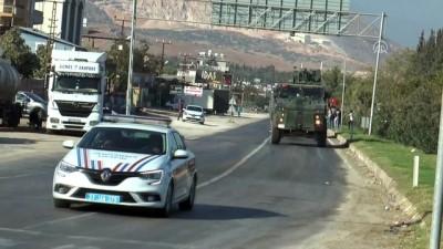 askeri birlik - Sınır birliklerine komando sevkiyatı - HATAY