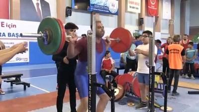 Türkiye Görme Engelliler Powerlifting ve Bench-Press Şampiyonası - NEVŞEHİR