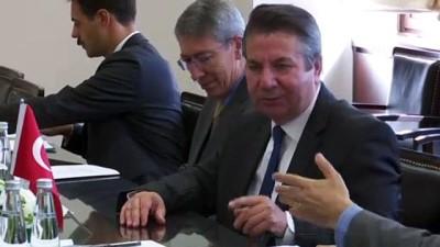 Türkiye-Kuveyt İşbirliği Ortak Komitesi hazırlık toplantısı (2) - ANKARA