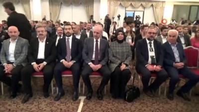"""AK Parti Genel Başkan Vekili Numan Kurtulmuş: """"Ermeni soykırımı meselesini 6 ay önce gündeme getirdiler"""""""