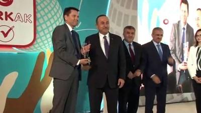 serbest dolasim -  Bakan Çavuşoğlu: 'Son 20 yılda ihracat, 26 milyar dolardan 170 milyar doların üzerine çıktı'