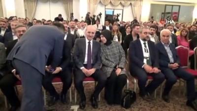 """Cumhurbaşkanı Erdoğan: """"7 düvel AK Partiye karşı bir gayretin içerisinde ama bizi asla koparamayacak"""""""