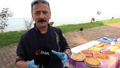 Karadeniz pidesi tatlandı, lezzeti ülke sınırını aştı