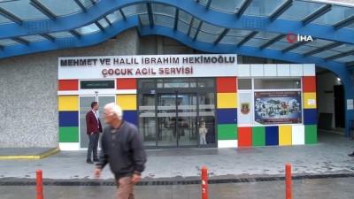 Konya'da bulunan 3 kardeş bebeğin sağlık durumunun iyi olduğu açıklandı