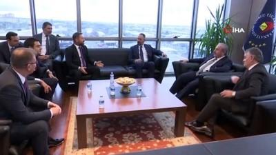 """TBMM Başkanı Prof. Dr. Mustafa Şentop: """"Türkiye'yi güçlü kılan devlet millet bütünleşmesidir"""""""