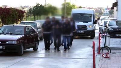 Adana merkezli 10 ildeki FETÖ/PDY operasyonunda 2 şüpheli tutuklandı