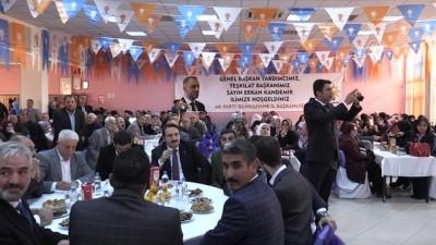 AK Parti Gümüşhane İstişare Toplantısı