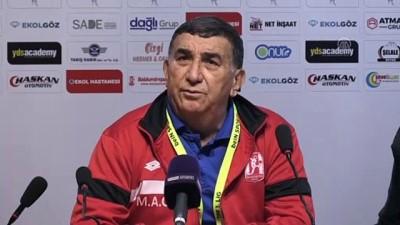 Balıkesirspor-Altınordu maçının ardından - Mustafa Ati Göksu / Hüseyin Eroğlu - BALIKESİR