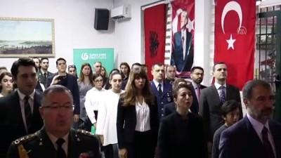 Büyük Önder Atatürk Balkanlar'da anıldı - TİRAN