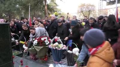 darbe girisimi - Büyük Önder Atatürk'ü anıyoruz - BİŞKEK