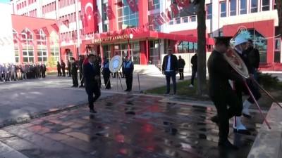 Büyük Önder Atatürk'ü anıyoruz - Erciş - VAN