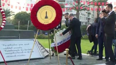 Büyük Önder Atatürk'ü anıyoruz - İZMİR