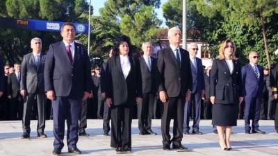 Büyük Önder Atatürk'ü anıyoruz - MUĞLA