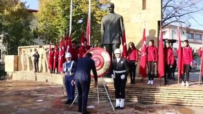 Büyük Önder Atatürk'ü anıyoruz - SİVAS
